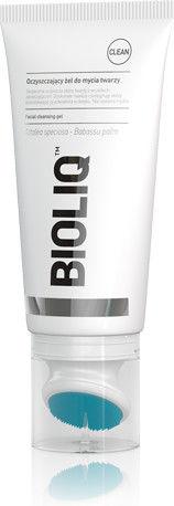 BIOLIQ Clean, żel oczyszczający do mycia twarzy, 125ml