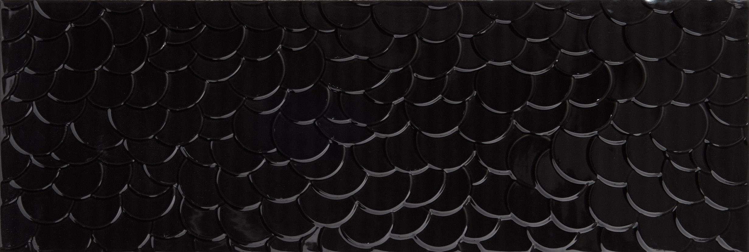 Nordic Negro Shell 29,75X89,46 płytki łazienkowe