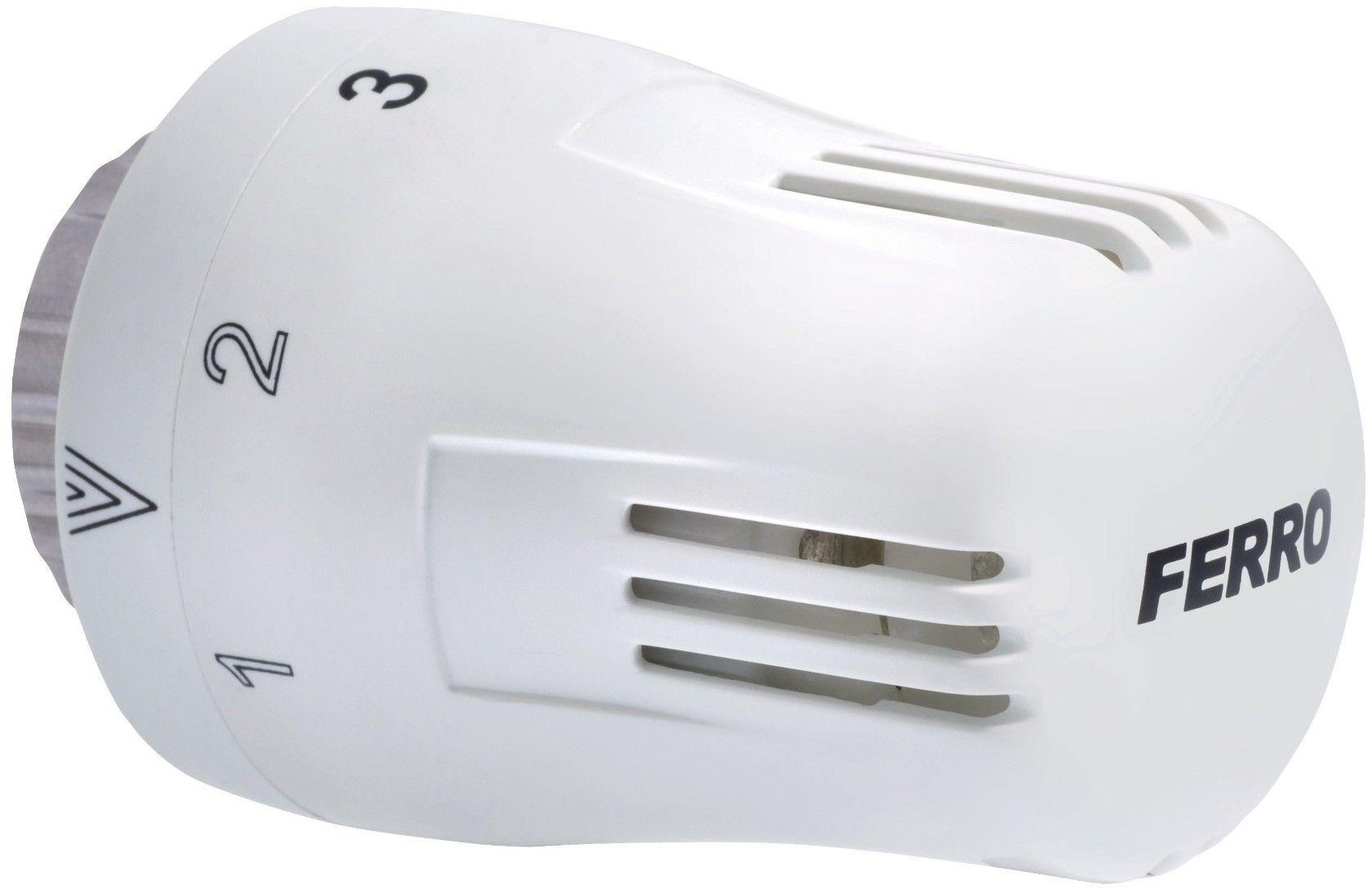 Głowica termostatyczna cieczowa GT10