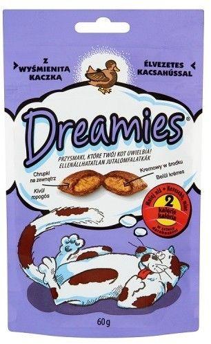 Dreamies z Wyśmienitą Kaczką 60g
