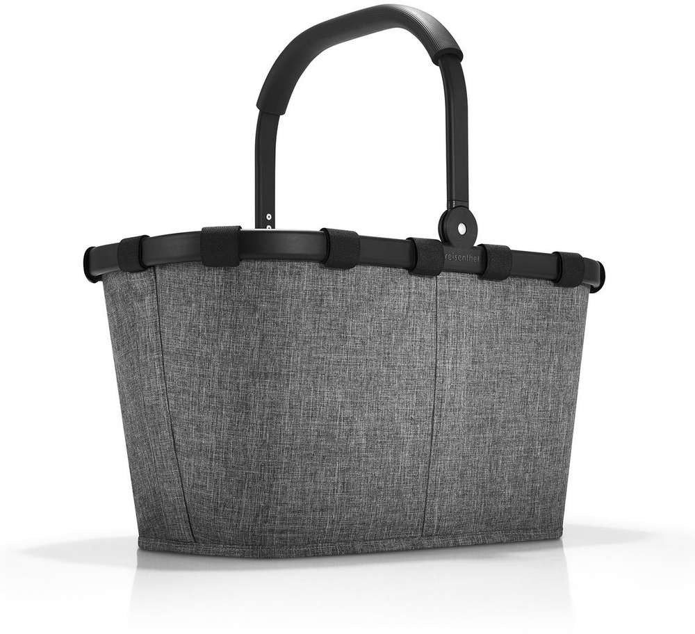 Reisenthel - twist silver - koszyk/torba carrybag