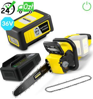 CNS 36-35 Battery (36V, 35cm), pilarka akumulatorowa, Karcher START EDITION+ AUTORYZOWANY PARTNER KARCHER KARTA 0ZŁ POBRANIE 0ZŁ ZWROT 30DNI RATY GWARANCJA D2D WEJDŹ I KUP NAJTANIEJ