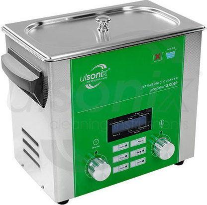 Myjka ultradźwiękowa - 0,7 litra - 60 W - 4 x LED - ulsonix - Proclean 0.7 - 3 lata gwarancji/wysyłka w 24h