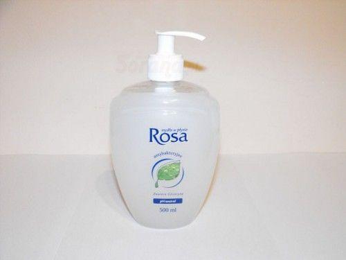 Mydło w płynie Rosa Sensitive antybakteryjne 500ml