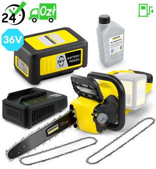 CNS 36-35 Battery (36V, 35cm), pilarka akumulatorowa, Karcher REFILL FULL+ AUTORYZOWANY PARTNER KARCHER KARTA 0ZŁ POBRANIE 0ZŁ ZWROT 30DNI RATY GWARANCJA D2D WEJDŹ I KUP NAJTANIEJ