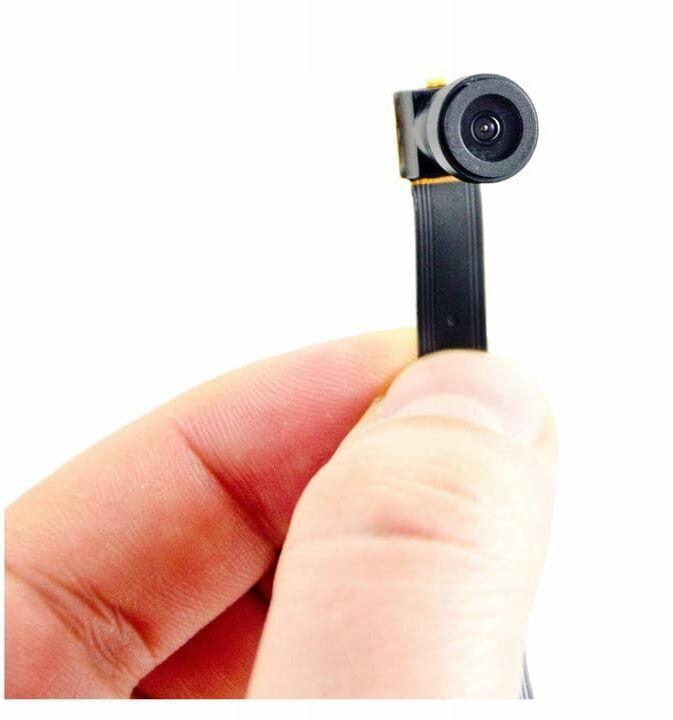 Mini kamera IP WIFI szpiegowska S06 Szerokokątna