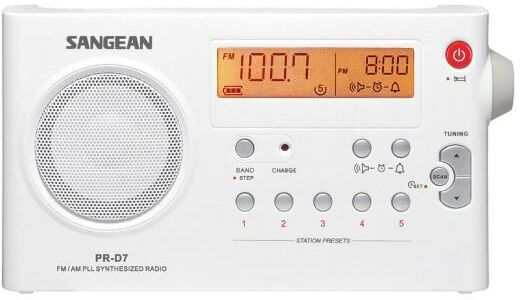 Sangean PR-D7 (biały) - 11,63 zł miesięcznie