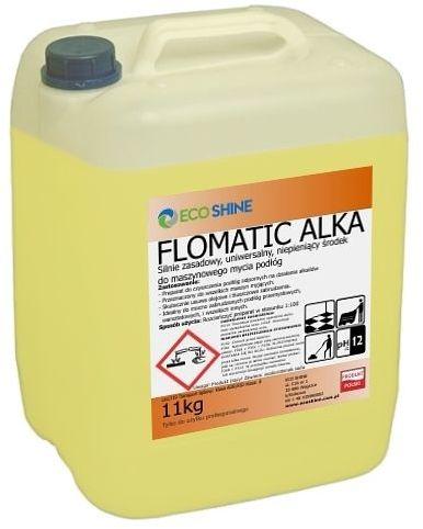 Flomatic Alka - Silnie zasadowy, niepieniący środek do mycia podłóg