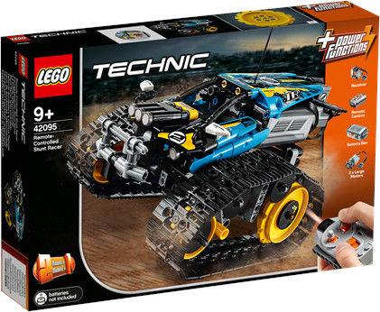 LEGO Technic - Sterowana wyścigówka kaskaderska 2w1 42095