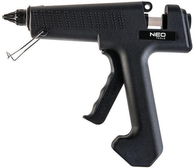 Pistolet klejowy 11mm 80W 230V wydajność 22 g/min 17-080