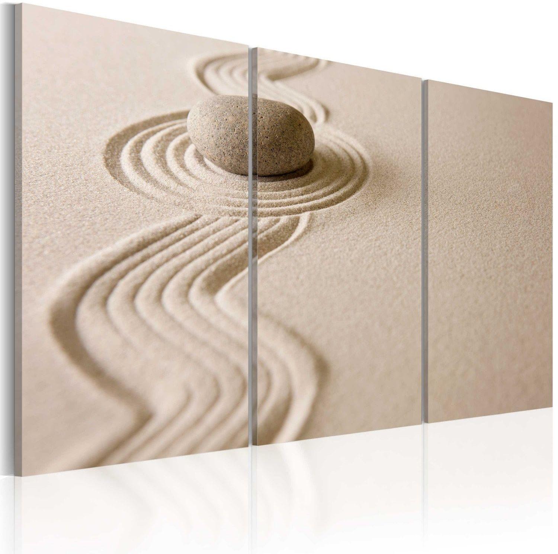 Obraz - kamień na pustyni