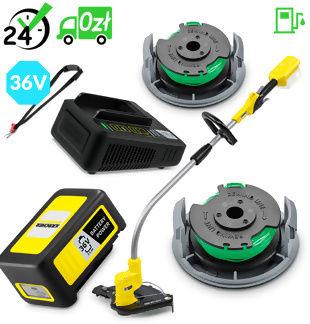 LTR 36-33 Battery podkaszarka akumulatorowa (7000obr/min, 28cm), Karcher REFILL FULL+ AUTORYZOWANY PARTNER KARCHER KARTA 0ZŁ POBRANIE 0ZŁ ZWROT 30DNI RATY GWARANCJA D2D WEJDŹ I KUP NAJTANIEJ AUTORYZOWANY PARTNER KARCHER KARTA 0ZŁ POBRANIE 0ZŁ ZWROT 30DNI RATY GWARANCJA D2D WEJDŹ I KUP NAJTANIEJ