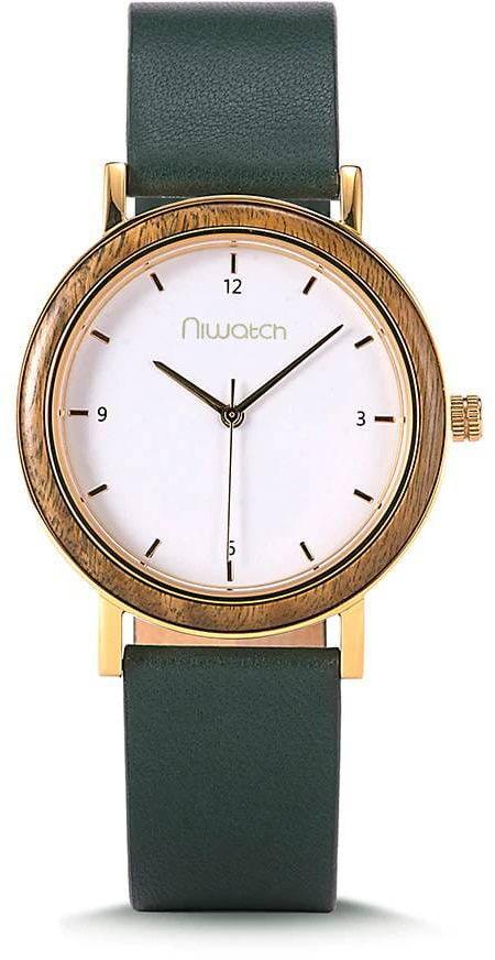 Damski zegarek Niwatch - kolekcja CLASSIC - czerń