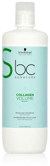 Schwarzkopf Schwarzkopf BC Collagen Volume Boost Szampon dodający objętości 1000 ml