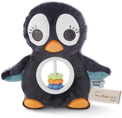 Edukacyjny pluszowy Pingwin Watschili 18cm