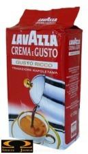 Kawa Lavazza Gusto Ricco 250g