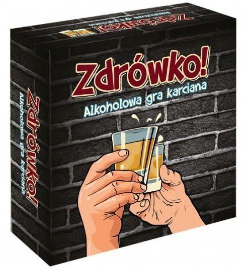 Karciana gra imprezowa Zdrówko!