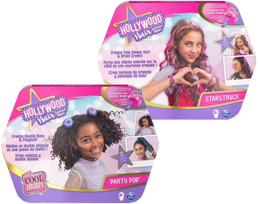 Spin Master - Cool Maker Hollywood Hair Studio Zestaw uzupełniający Starstruck 20125276 6058276