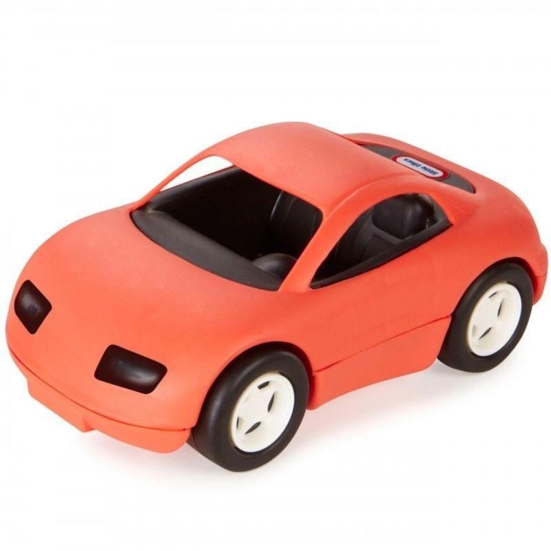 Czerwony samochód wyścigowy Little Tikes