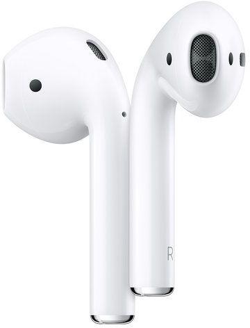 Słuchawki bezprzewodowe Apple AirPods 2019 - Gwarancja bezpieczeństwa. Proste raty. Bezpłatna wysyłka od 170 zł.