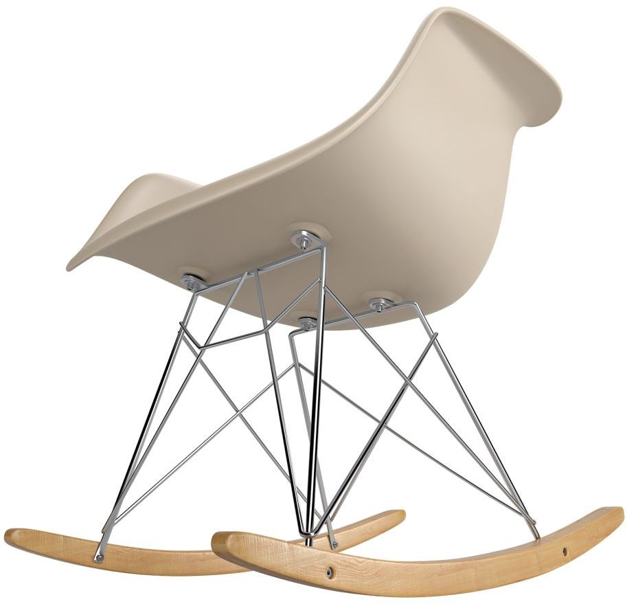 D2 Krzesło P018 RR PP beige insp. RAR