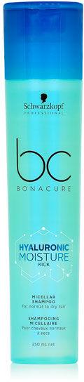 Schwarzkopf BC Hyaluronic Moisture Kick Shampoo Szampon intensywnie nawilżający 250 ml