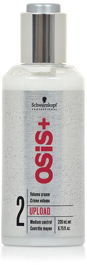 Schwarzkopf OSiS Upload Krem nadający objętość 200 ml