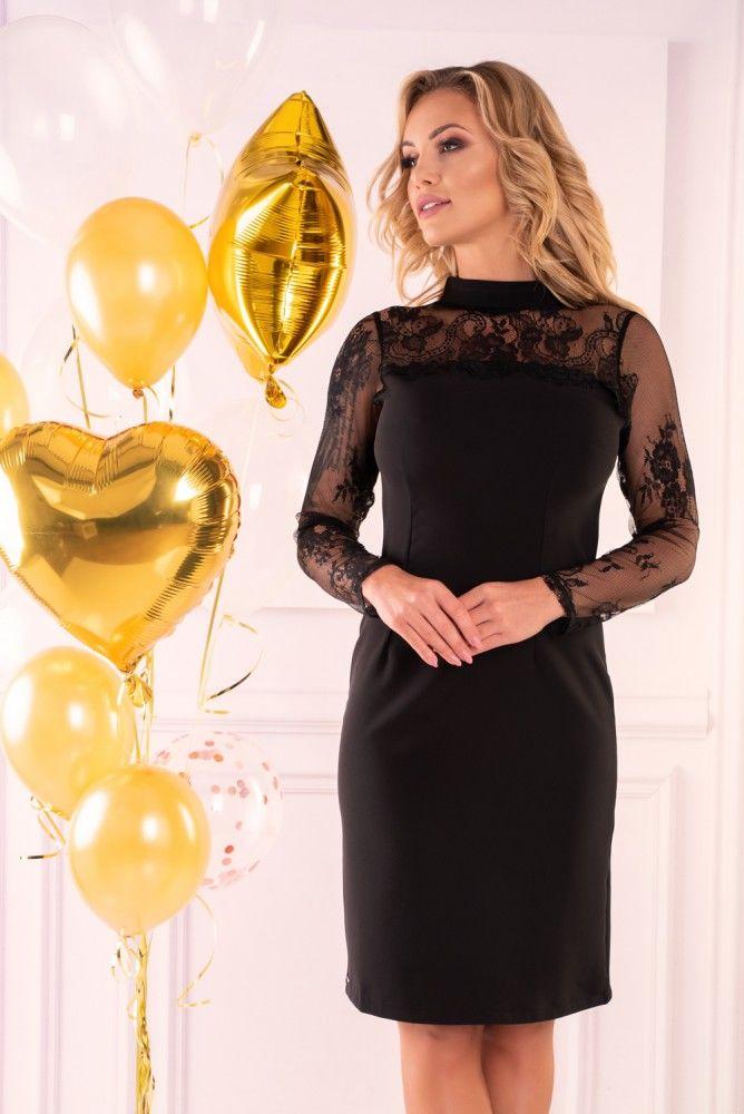 Astrai Black 85602 sukienka