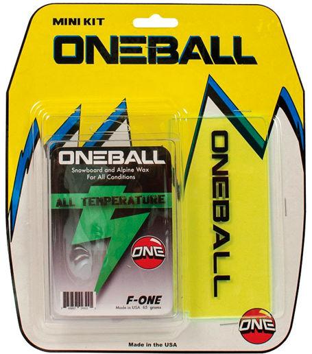 Oneballjay MINI KIT F-1 narzędzia snowboard