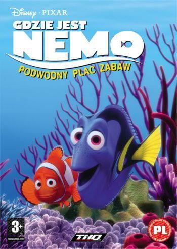 Gra PCGdzie jest Nemo: Podwodny plac zabaw