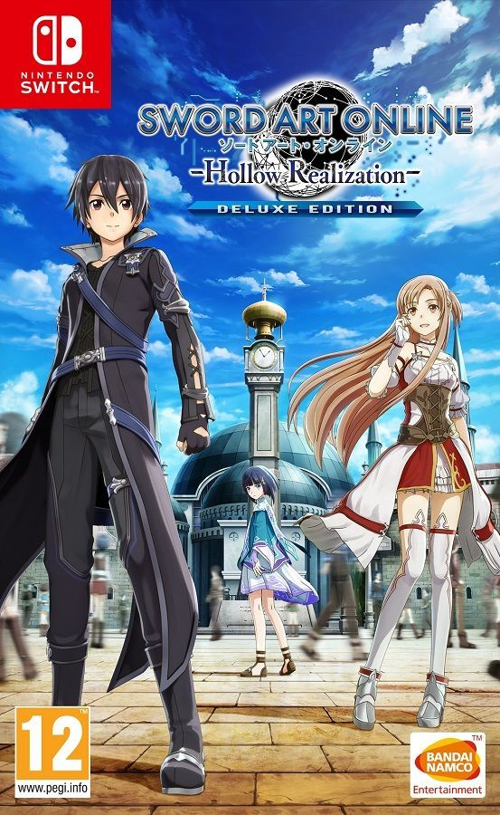 Gra Sword Art Online: Hollow Realization - Deluxe Edition (Nintendo Switch)