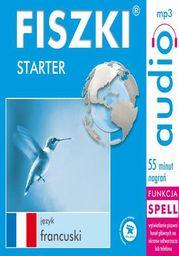 FISZKI audio j. francuski Starter - Audiobook.