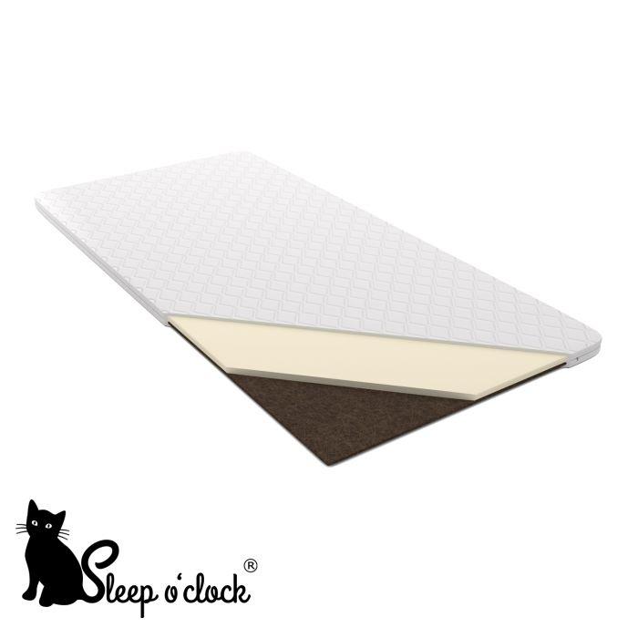 materac nawierzchniowy SLIM sleep o''clock 140x200 H2 + RATY