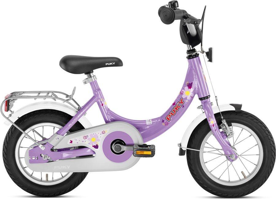Puky rower Zl12 Alu lila 4124
