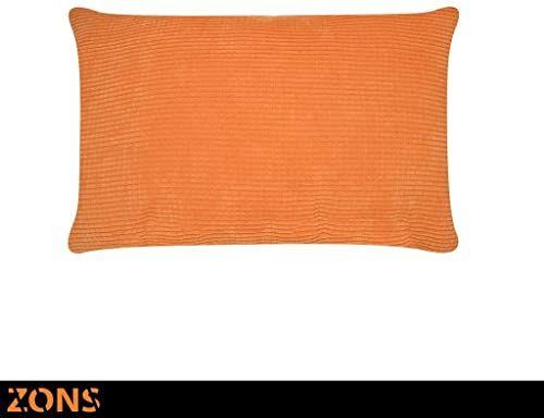 Poduszka 40 x 60 cm 8 kolorów + wypełnienie 500 g (pomarańczowy)