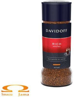 Kawa rozpuszczalna Davidoff Cafe Rich Aroma 100g