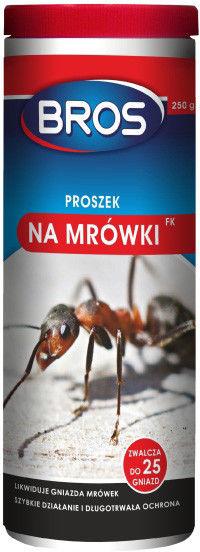 Bros Proszek na mrówki - 250 g