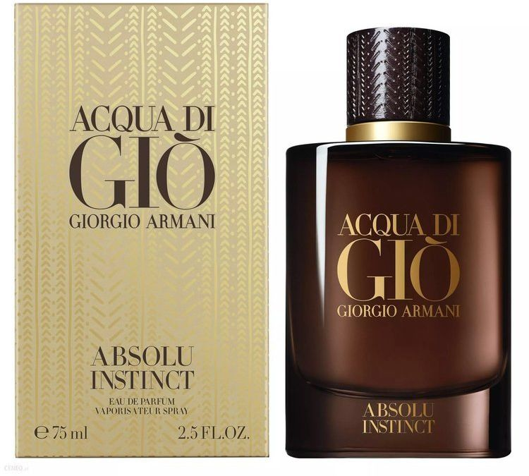 Giorgio Armani Acqua Di Gio Absolu Instinct 40ml woda perfumowana [M]