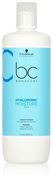Schwarzkopf BC Hyaluronic Moisture Kick Odżywka intensywnie nawilżająca 1000 ml
