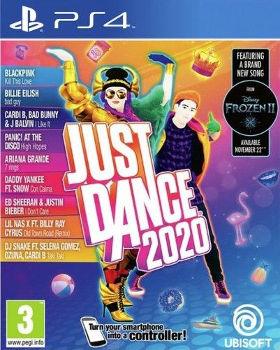 Just Dance 2020 PS 4