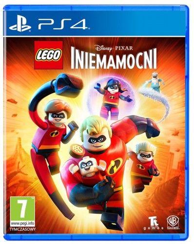 LEGO Iniemamocni PS 4
