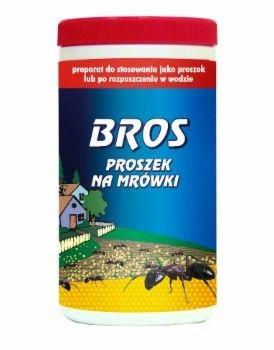 Bros Proszek na mrówki - 100 g