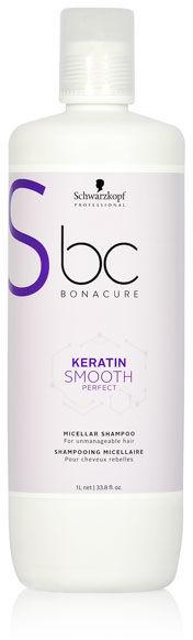 Schwarzkopf BC Keratin Smooth Perfect Keratynowy szampon wygładzający 1000 ml