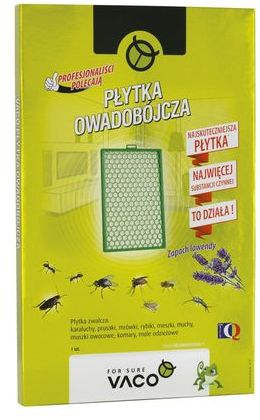 VACO Płytka owadobójcza MAX /najmocniejsza na rynku/ DV30