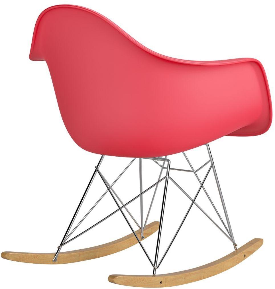 D2 Krzesło P018 RR PP czerwone insp. RAR