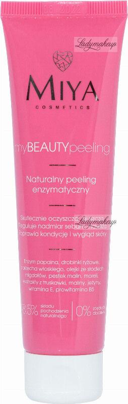 MIYA - My BEAUTY Peeling - Naturalny peeling enzymatyczny - 60 ml