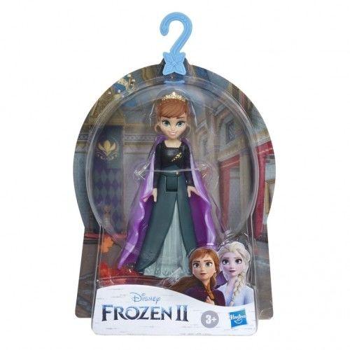 Disney Frozen Kraina Lodu 2 - Mini laleczka Anna 10 cm + konfetti E8681