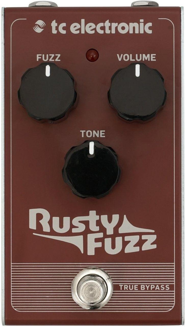 TC Electronic Rusty Fuzz - efekt gitarowy