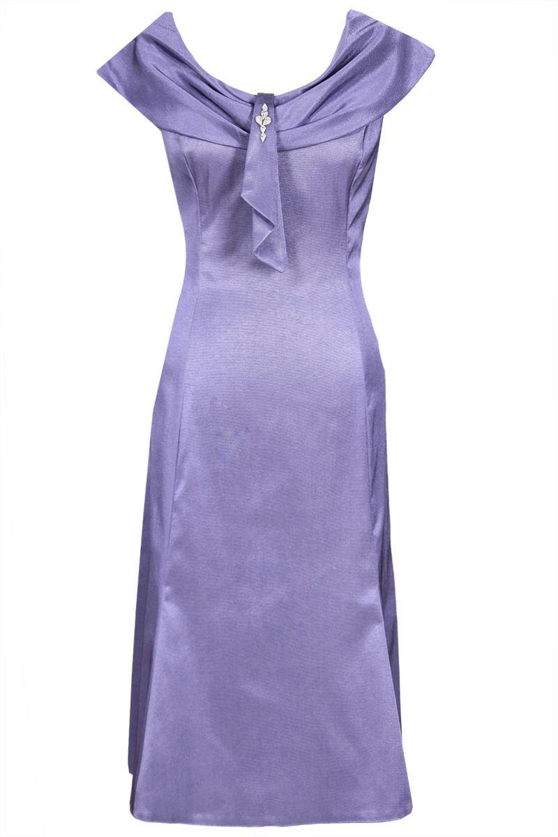Sukienka FSU192 WRZOSOWY
