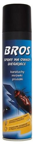Bros Spray na owady biegające - 300 ml